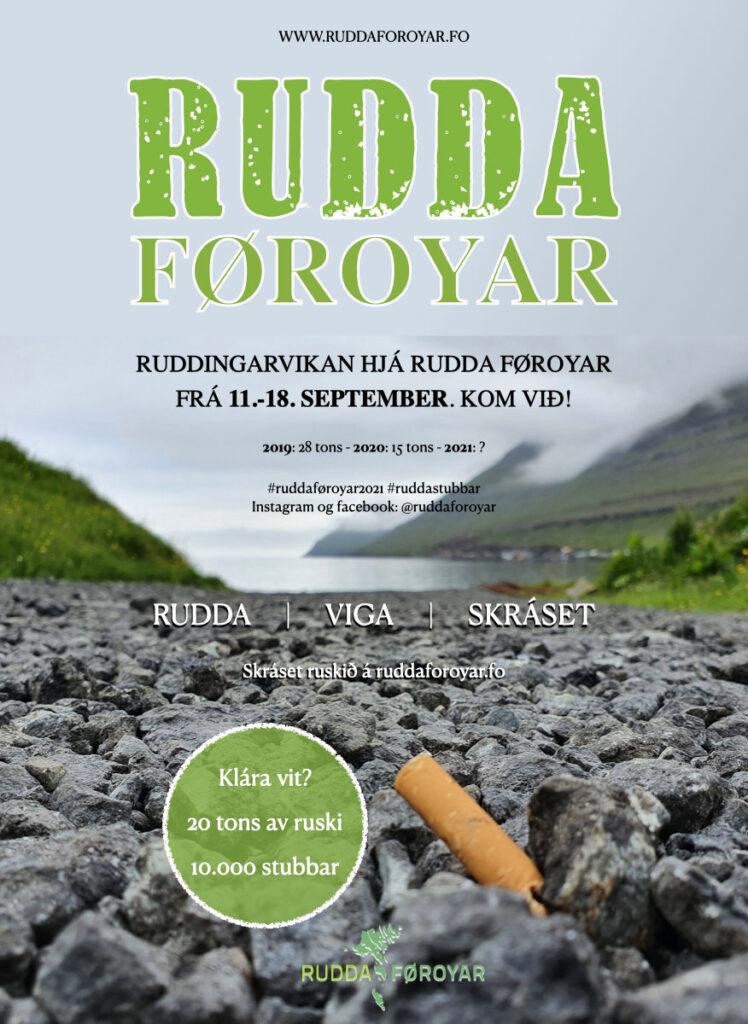 Ruddingarvika 11. - 18. septembur